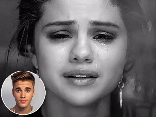 Is Selena Gomez Crying Over Justin Bieber in Her New Video?