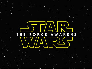 FROM EW: Star Wars: Episode VII Has a Title: The Force Awakens