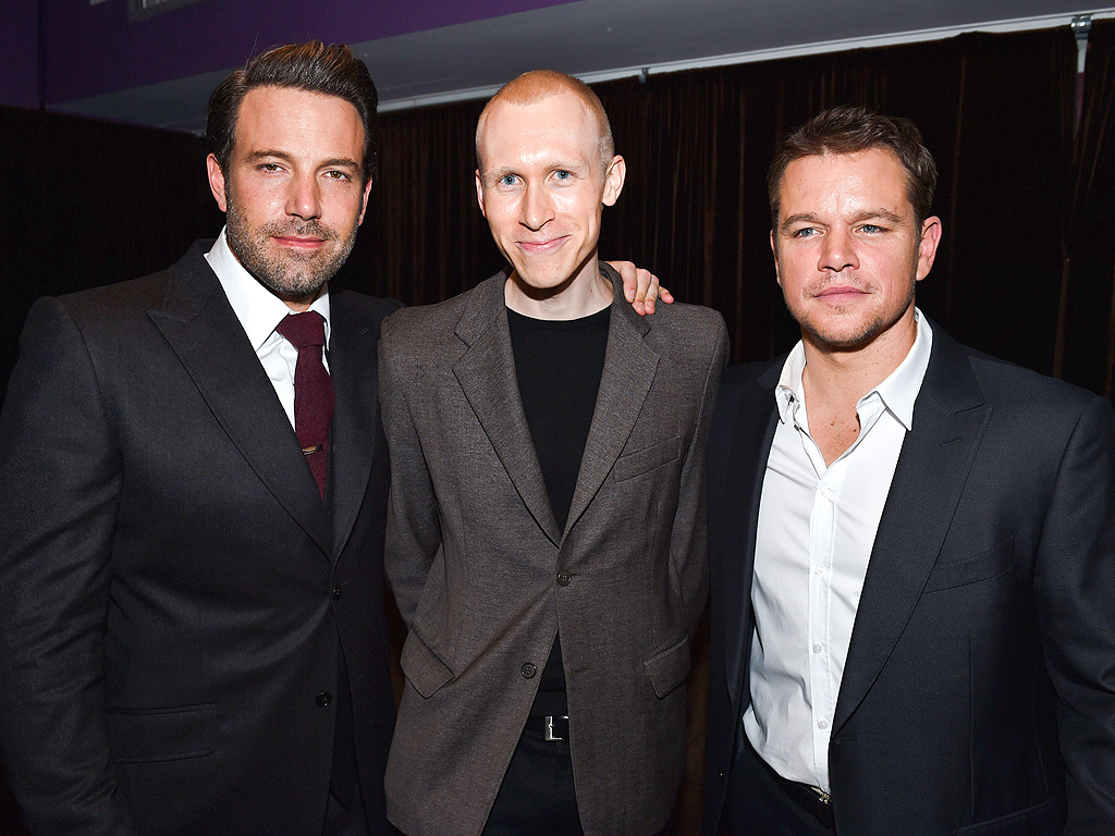 Ben Affleck and Matt Damon Introduce Project Greenlight Winner Jason Mann