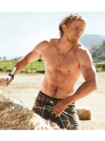 How Sons of Anarchy's Charlie Hunnam Stays Fit – and Why He Left Fifty Shades of Grey| Fitness, Fifty Shades of Grey, Sons of Anarchy, TV News, Charlie Hunnam