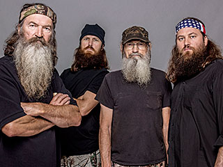 Next Up for the Duck Dynasty Clan: Their Own Las Vegas Show | Duck Dynasty