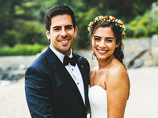 Eli Roth Marries Lorenza Izzo – See Their Wedding Photo!