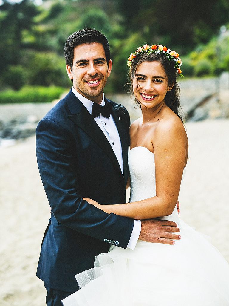 Eli Roth couple