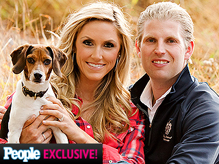 Donald Trump's Son Eric Is Married