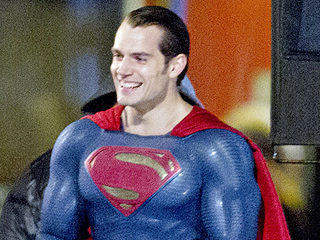 PHOTO: See Henry Cavill's Super Muscles