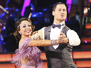 Janel Parrish's DWTS Blog: You Pour Your Heart Out on the Dance Floor Every Week