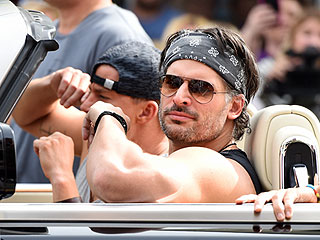 Joe Manganiello: Why Magic Mike XXL Is a 'Bigger Rush'