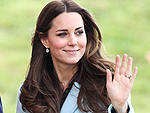 All Hail the Royal Bump! Princess Kate Shows Off Burgeoning Baby