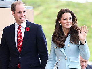 Prince William Teases Comic for 'Flirting' with Kate