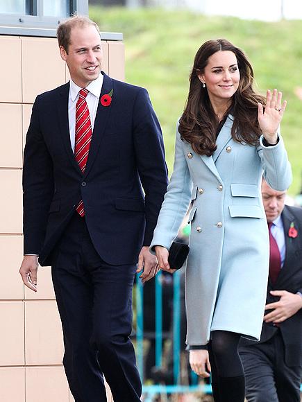 Princess Kate Shows Of...