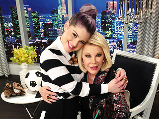 Kelly Osbourne Isn't Ready to Think About Replacing Joan Rivers on Fashion Police