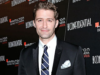 Matthew Morrison Feels 'More in Love' with His Wife Than Ever Before