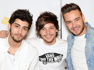 One Direction Takes on America – But Where's Zayn?
