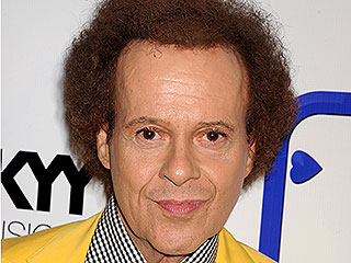 Richard Simmons Having 'Tough Time' with Knee Injury