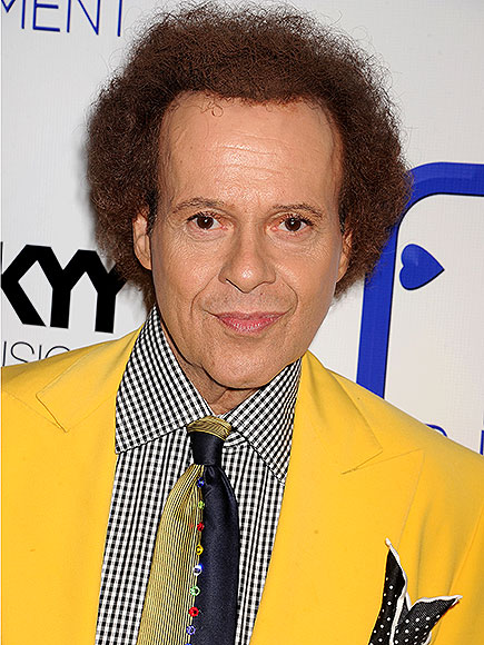 Richard Simmons Is Not Missing, Says Rep