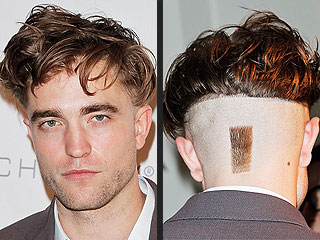 Whoa! See Robert Pattinson's Very Unique New Hairstyle (PHOTOS)