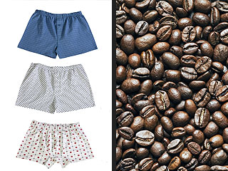 Caffeine-Infused Underwear Doesn't Make You Lose Weight?!