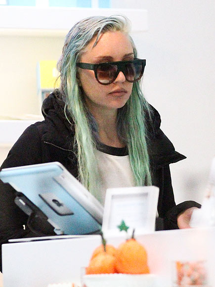 Amanda Bynes Reportedly Threatens to Kill Her Parents