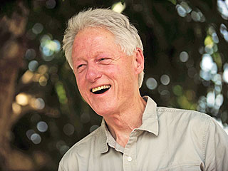 You'll Never Guess What's on Bill Clinton's Bucket List