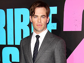 Chris Pine Reveals Where He Learned to Carry a Tune (Hint: He Was in the Nude!)