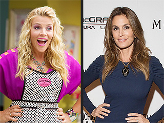 Which Supermodel Is Making a Cameo on Cougar Town?