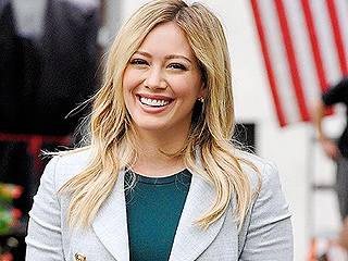 Oops! Hilary Duff Looks Younger, Gets Carded at NYC Restaurant