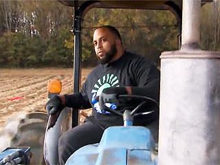 Former NFL Star Walked Away from $37 Million to Feed the Hungry with His Farm