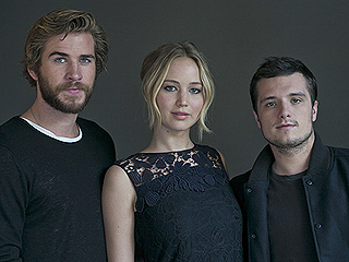 Jennifer Lawrence Did What Before Kissing Liam Hemsworth?