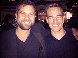 Dawson's Reunion! See James Van Der Beek and Joshua Jackson Back in Action