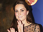 Princess Kate Shows Off Her Royal Baby Bump