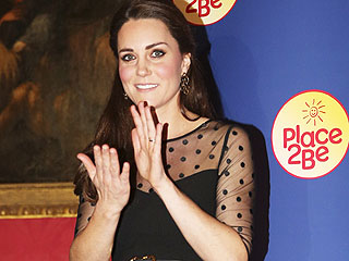 Princess Kate Spotted Shopping for Antiques
