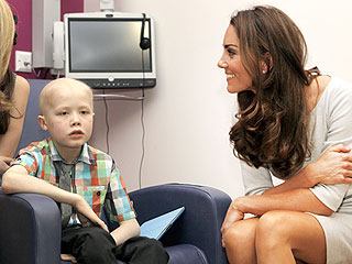Princess Kate's Letter to Child with Cancer Helps Grieving Family