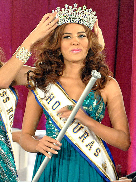 Miss World Contestants Mourn the Death of Miss Honduras, María José Alvarado