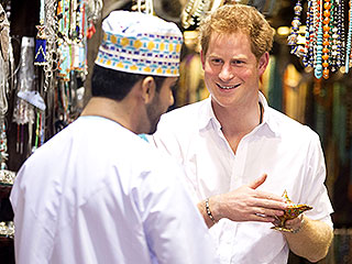 Is Prince Harry Getting His Christmas Shopping Done Early? | Prince Harry