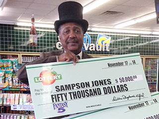 Three-Time Cancer Survivor Wins Over $1 Million in the Lottery