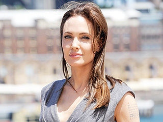 What Holiday Activity Does Angelina Jolie Find Calming? | Angelina Jolie
