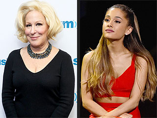 Bette Midler Apologizes to Ariana Grande for 'Whore' Comment