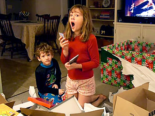 Christmas Capers: The 11 Most Emotional Holiday Present Freak-Outs