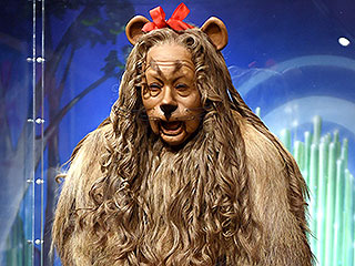 Cowardly Lion Costume, Casablanca Piano Fetch over $3 Mil at Auction