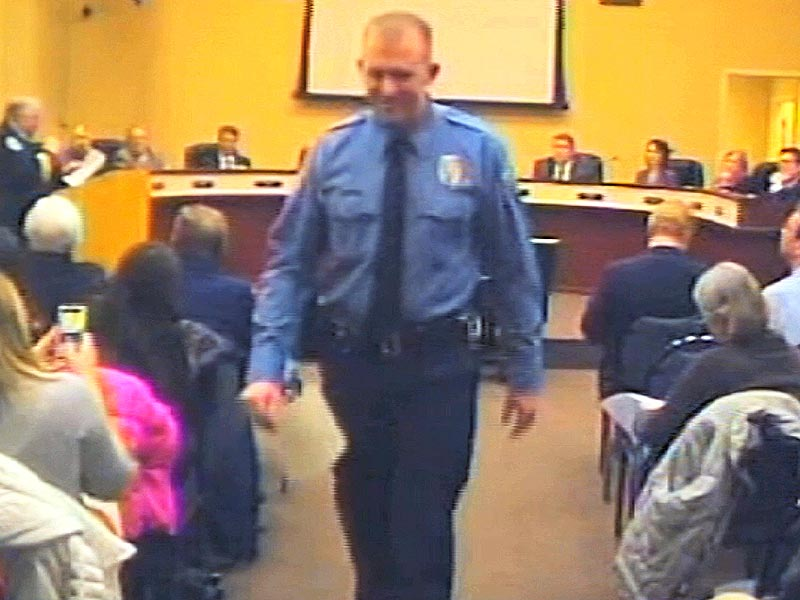 Darren Wilson Living in Seclusion a Year After Shooting Michael Brown