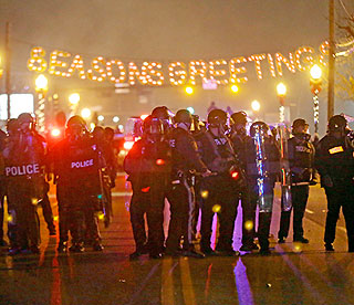 Thousands Rally Across U.S. After Ferguson Decision
