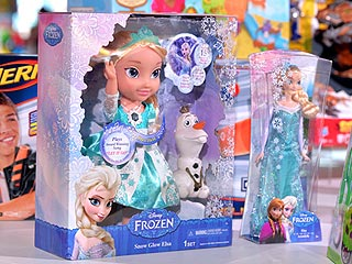 Frozen's Elsa Ends Barbie's 11-Year Reign at Top of Girls' Christmas List