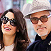 See Amal Clooney's Chic Airport Style on Thanksgiving Alongside Hubby George (PHOTO)