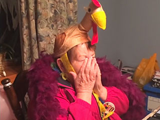 Grandma Gets Lifelong Birthday Wish to Be in the Macy's Thanksgiving Day Parade