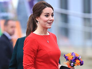 Princess Kate Launches Fundraising Bid for New Hospice