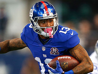 WATCH: Odell Beckham Jr.'s Absurd One-Handed Catch Everyone's Talking About