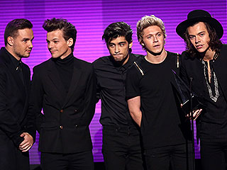 FROM EW: All the American Music Awards Winners | One Direction