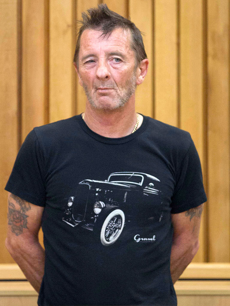Phil Rudd Death Threats Made By Ac Dc Drummer Why He
