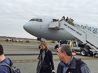 All Clear in JFK Bomb Threat After 200 Passengers Evacuate American Airlines Jet
