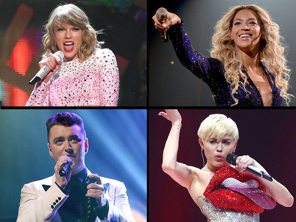 Grammy Nominations 2015: Beyonce, Taylor Swift, Iggy Azalea Get Nods